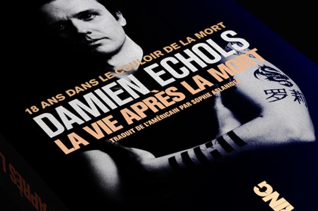 Damien Echols, La Vie après la Mort - Ring éditions ✌ FØLSOM Studio