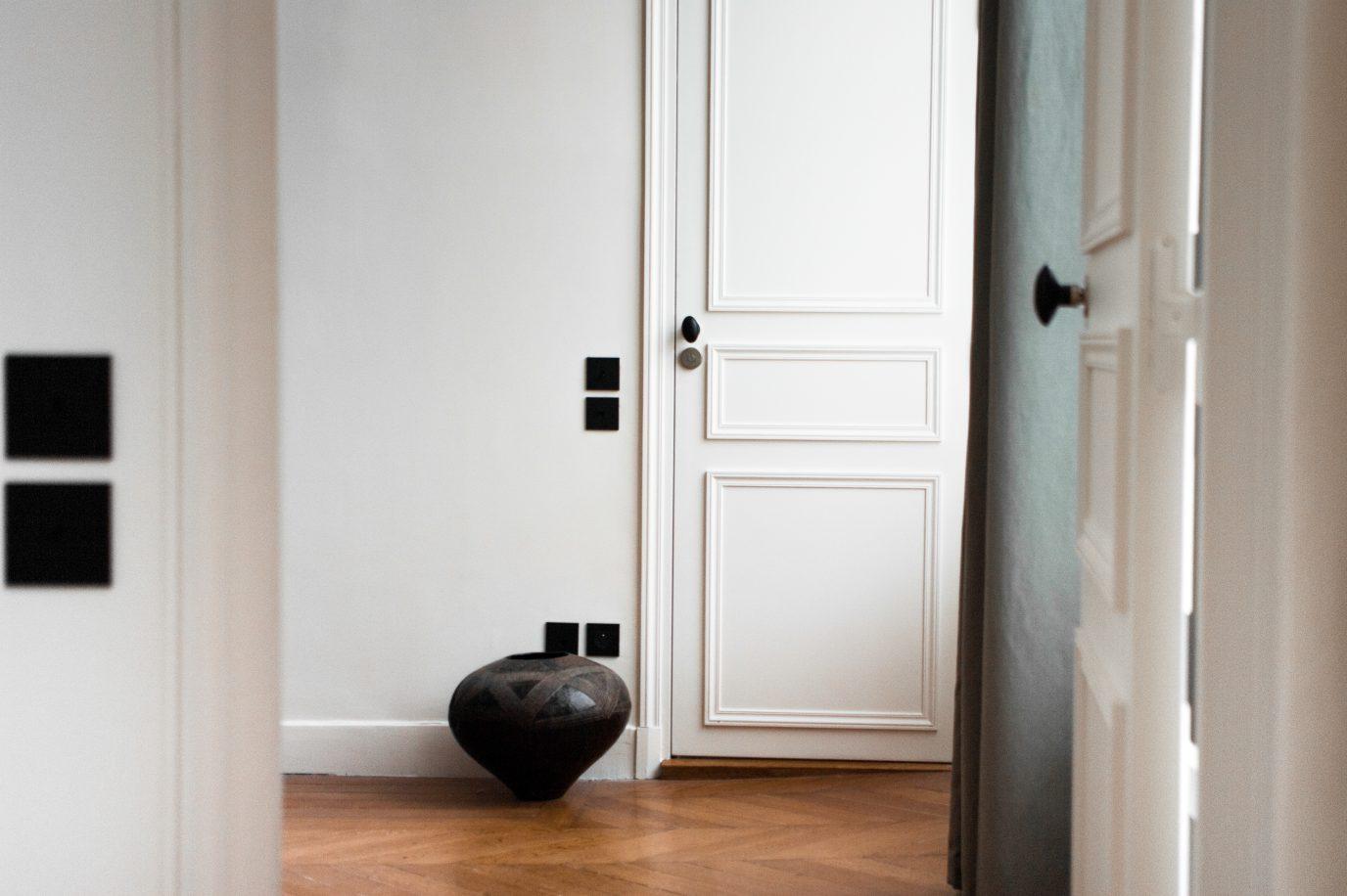Rénovation d'un appartement rue des Tournelles, Paris