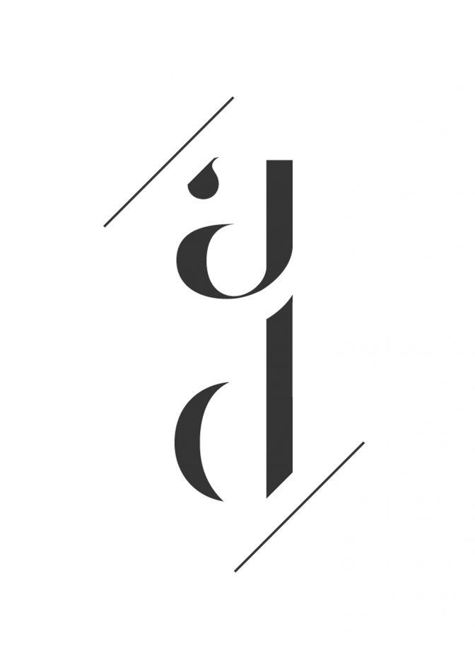 Création d'identité visuelle pour Archi Design, architecte d'intérieur