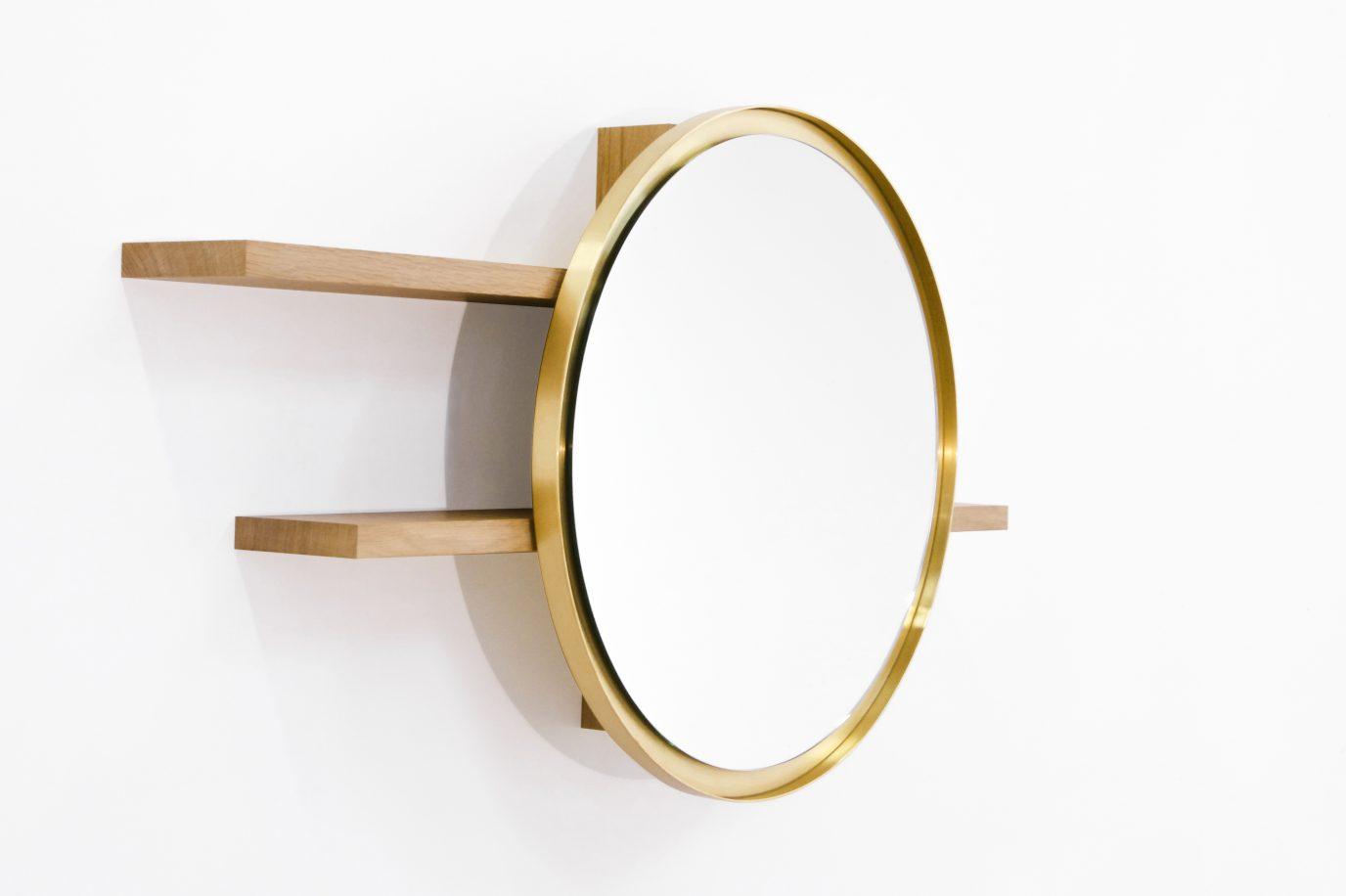 Création d'un miroir unique et sur mesure